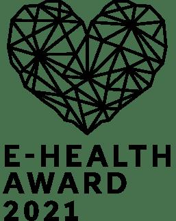 Logo E-Health-Award Hessen